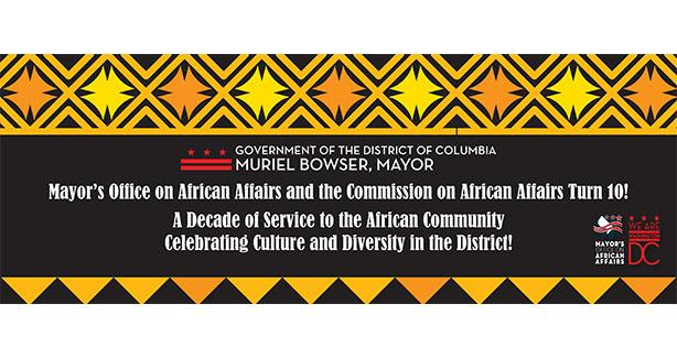 A Decade of Service to the African Community