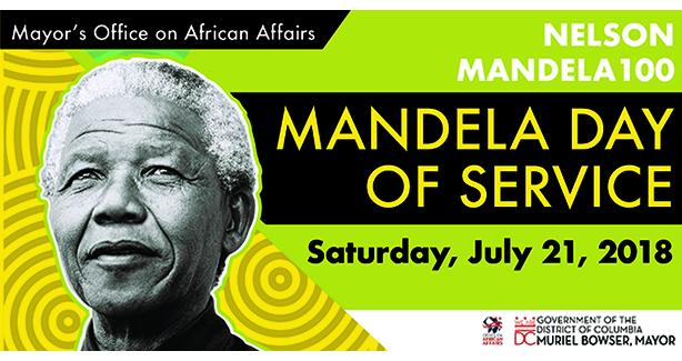 Mandela Day of Service 2018