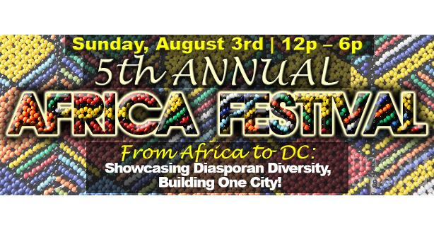 Fifth Annual DC Africa Festival