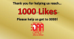 Help OAA Get to 1,000 Facebook Likes