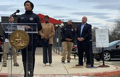 Mayor Bowser announces modified DC Government Operations, Prohibition on Mass Gatherings During Public Health Emergency
