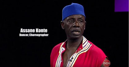Assane Konte, Founder and Artistic Director, KanKouran West African Dance Company